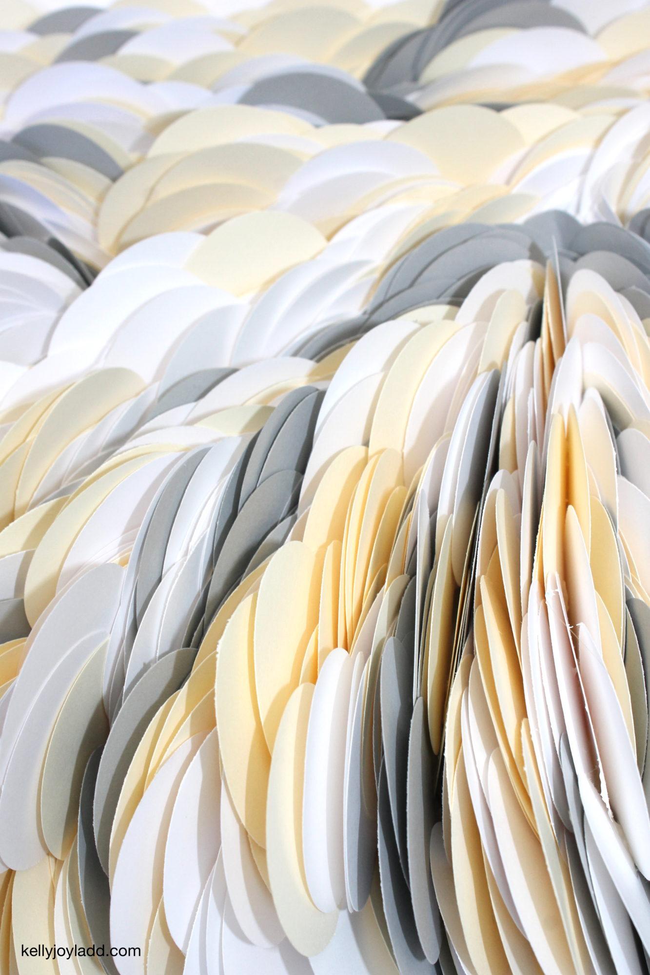 kellyjoyladd; paper art,